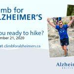 Climb for Alzheimer's 2020