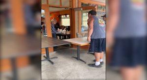 Video Of B.C. Man Ranting At Restaurant Owner Goes Viral