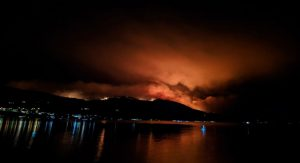 More Than 300 B.C. Properties Just Had To Evacuate Due To Recent Wildfires