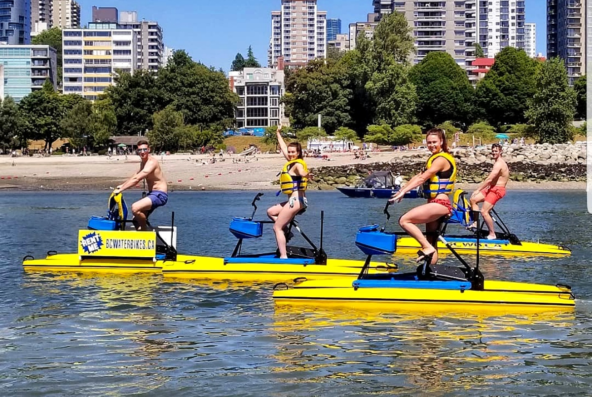 Best Dates On Water To Go On In BC Before Summer Ends