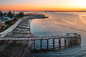 crescent beach Surrey
