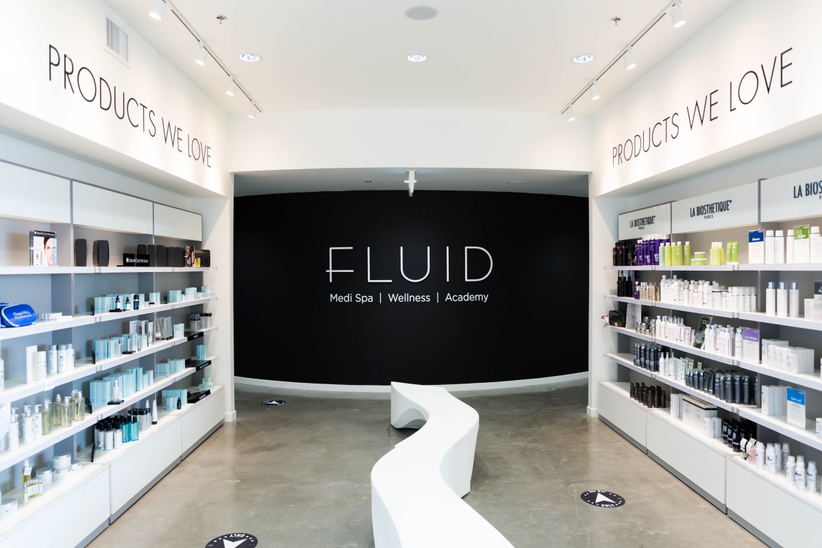 fluid medi spa langley
