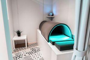 Shrink Wrap Urban Sweat Lounge