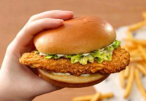 vegan fried chicken sandwich kfc