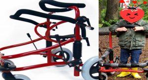 New Westminster Family Is Looking For Help After Child's Walker Was Stolen