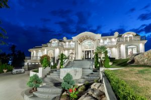 Italian Designer Mansion West Vancouver