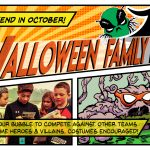 Halloween Family Fun Every Weekend in October
