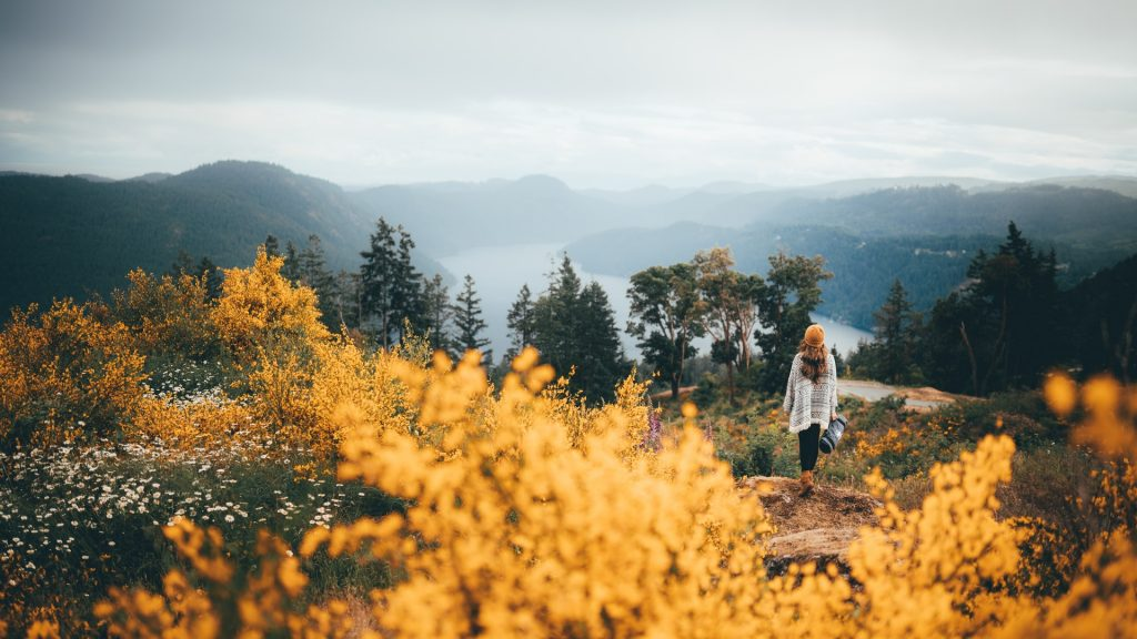 fall hikes near vancouver