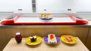 sushi aboard