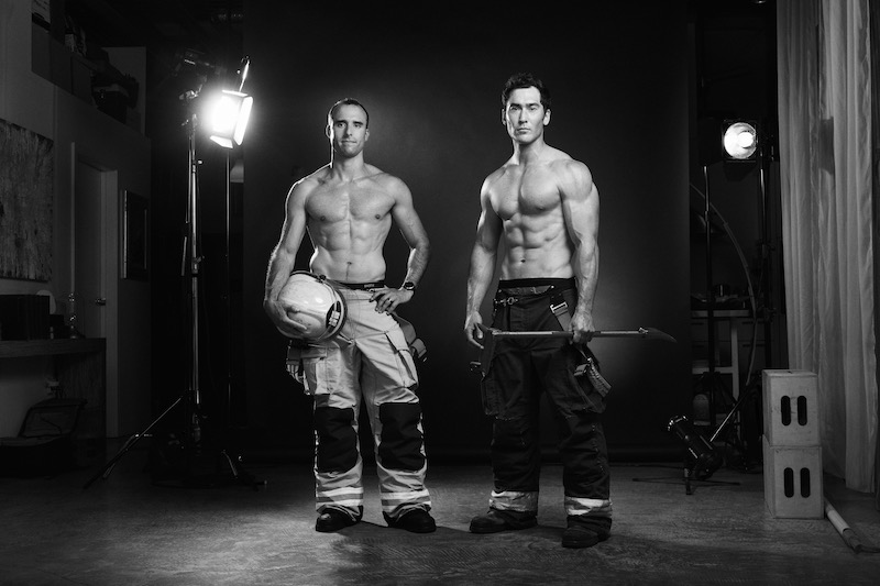 Vancouver Firefighter Charities