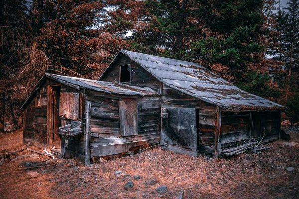 abandoned town bc