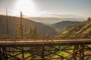 Myra Canyon Trestles Trail