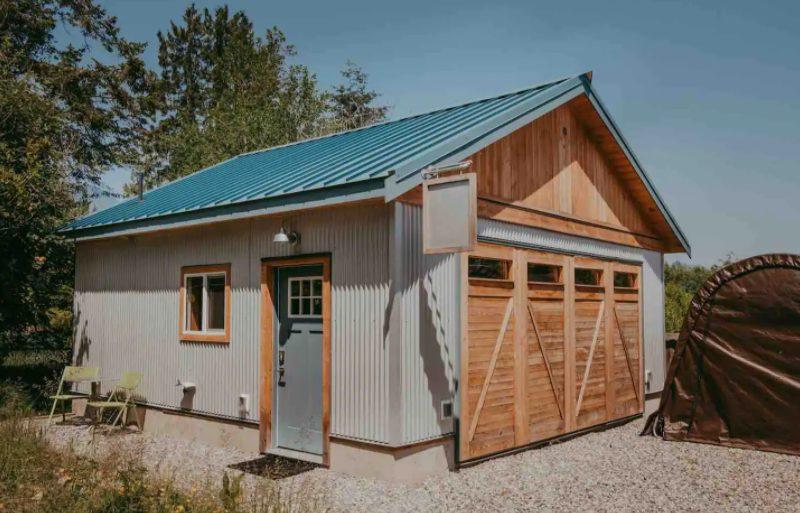 Seaside Farmhouse