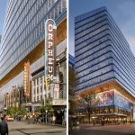 This Futuristic Proposal Will Transform an Entire Block on Granville Street