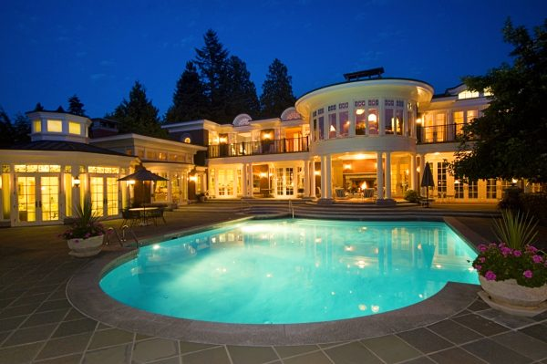 Burnaby Mansion