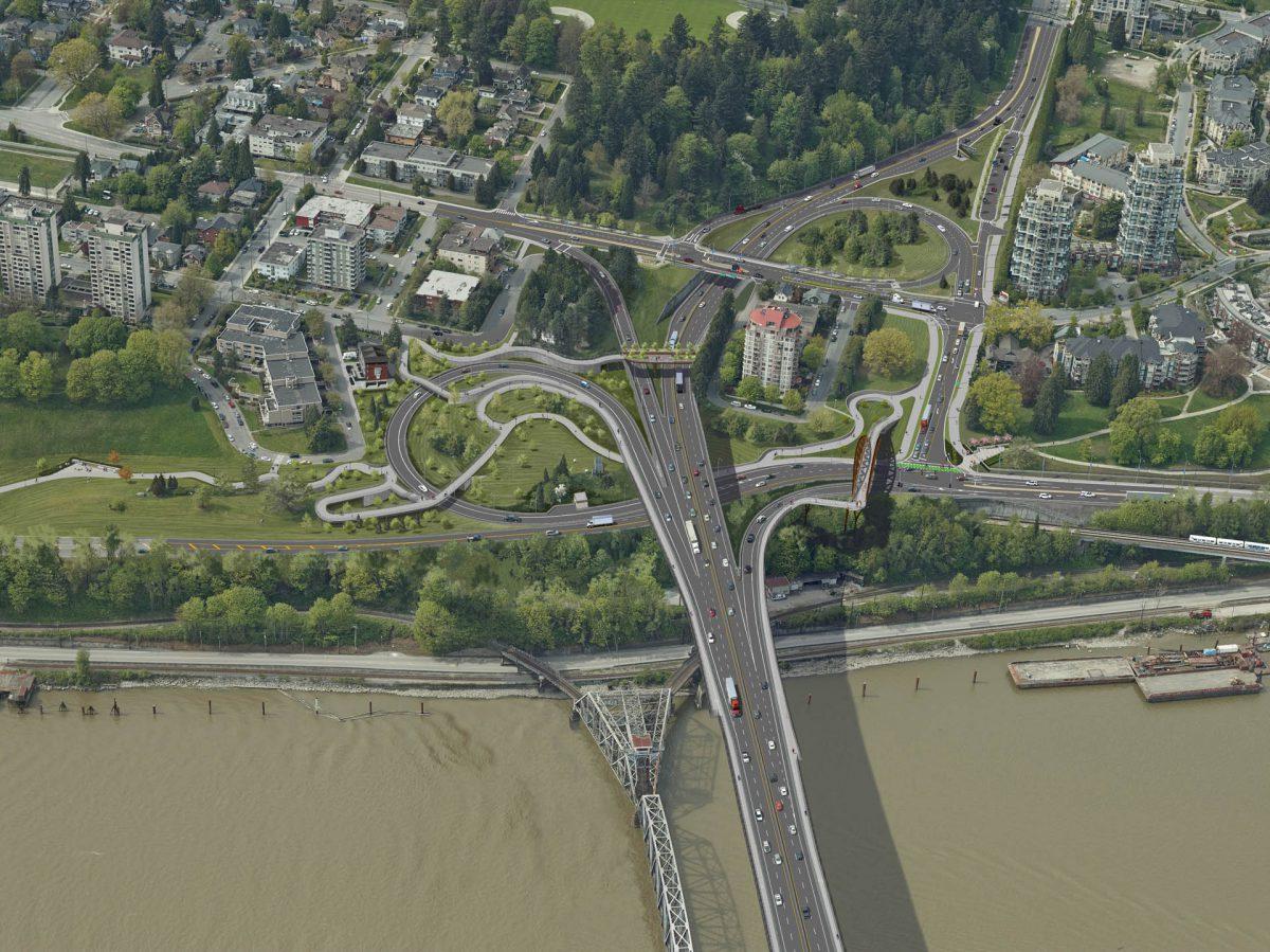 New Pattullo Bridge