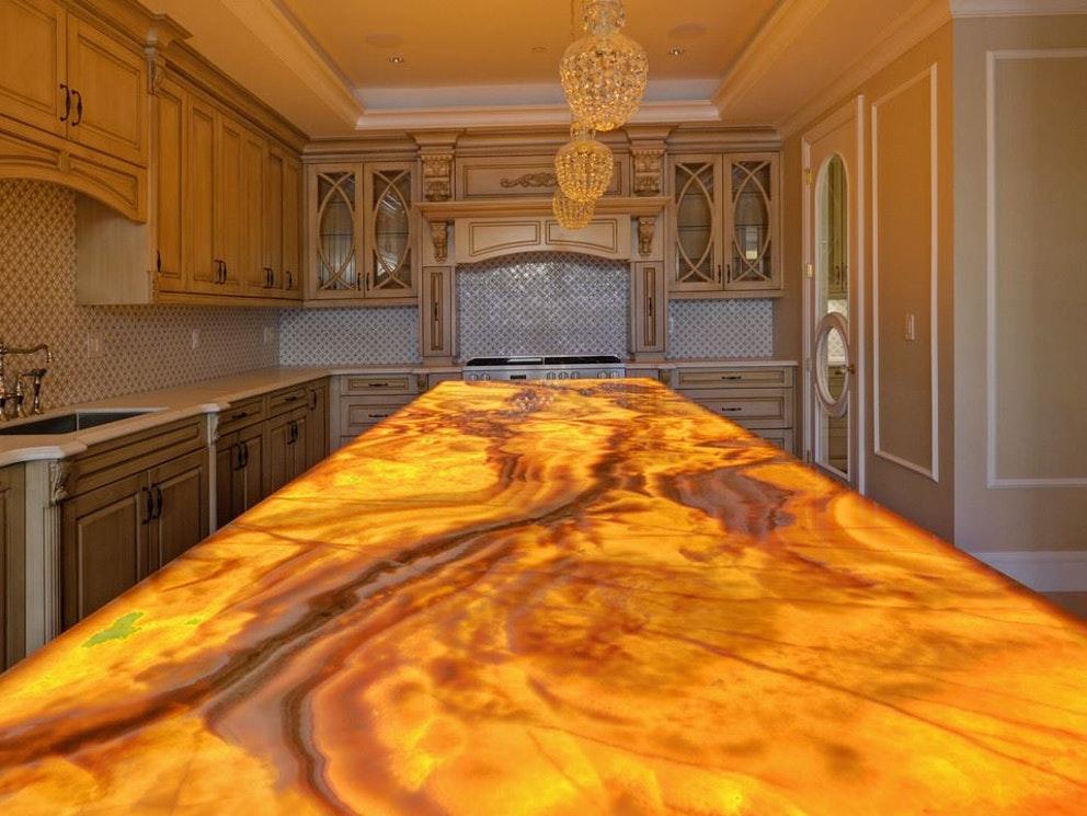 west vancouver mansion kitchen 2