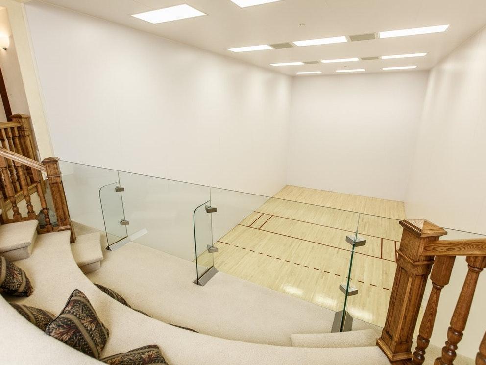 indoor court burnaby