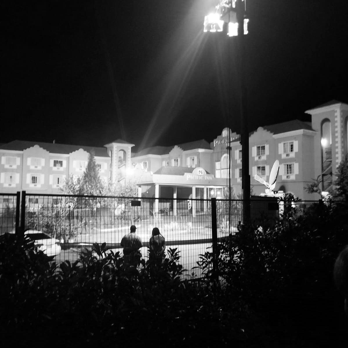 Pink Palace paranormal tours