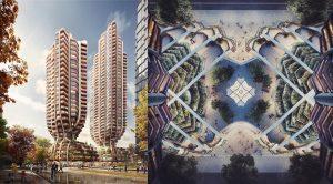 renderings condos near stanley Park