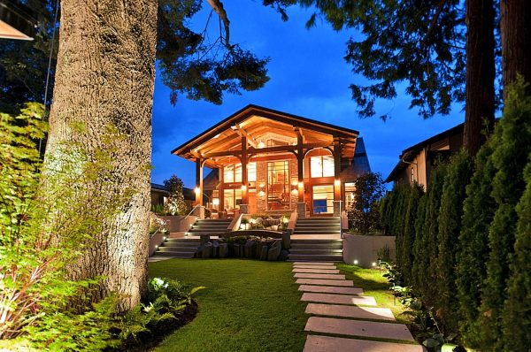 cabin vancouver