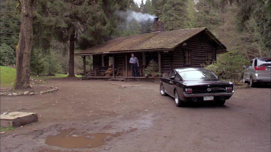 cabin filming