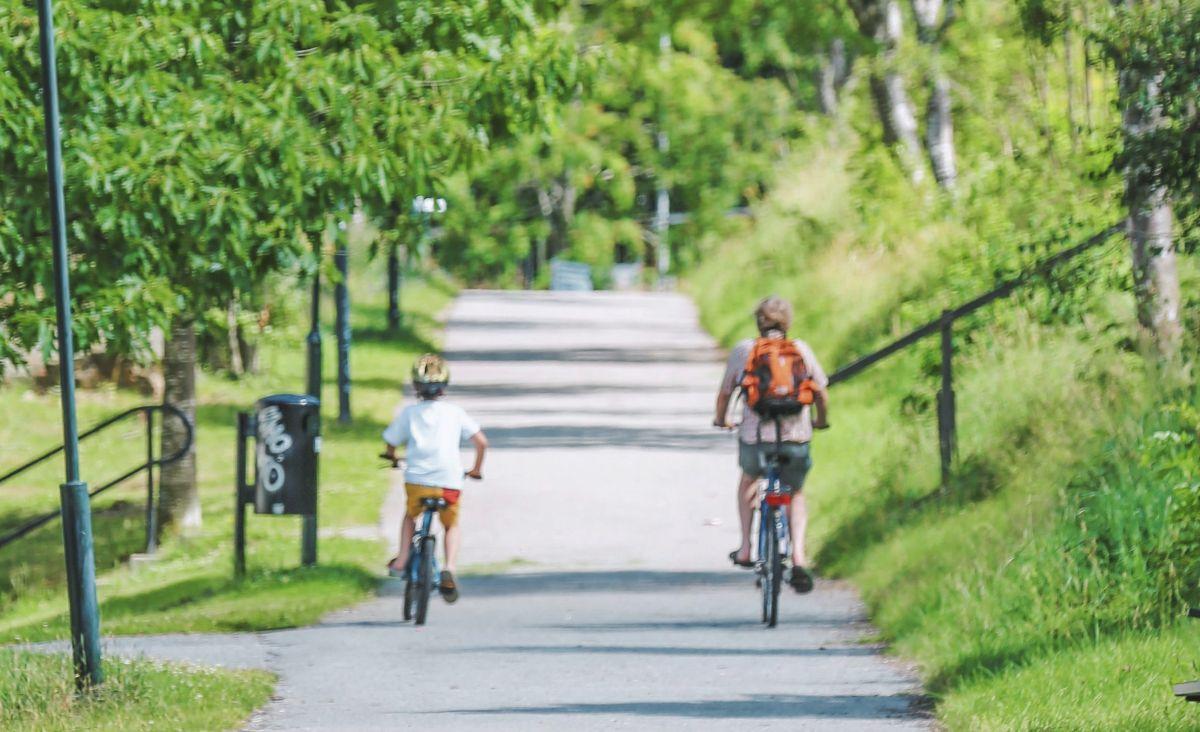 spring break activities bike ride