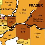 New Map Highlights The Latest COVID-19 Hot Spots in Metro Vancouver