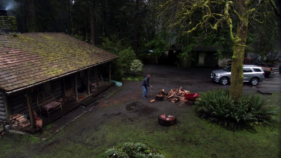 cabin filming vancouver