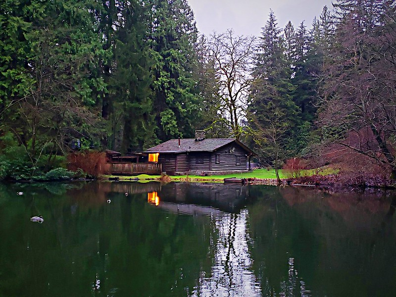 lake cabin filming vancouver