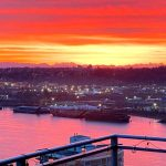 Metro Vancouver In Awe Over This Morning's Beautiful Sunrise (PHOTOS)