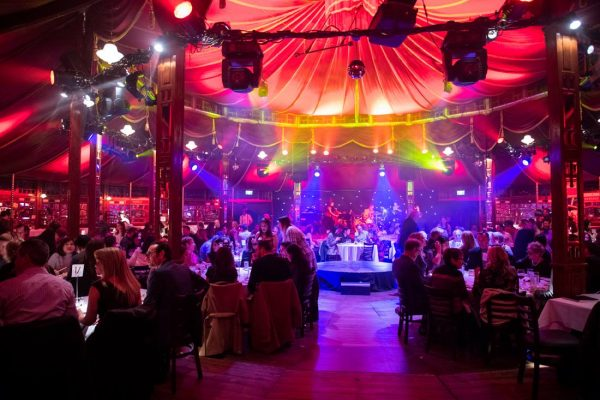 Vancouver cabaret Bacio Rosso