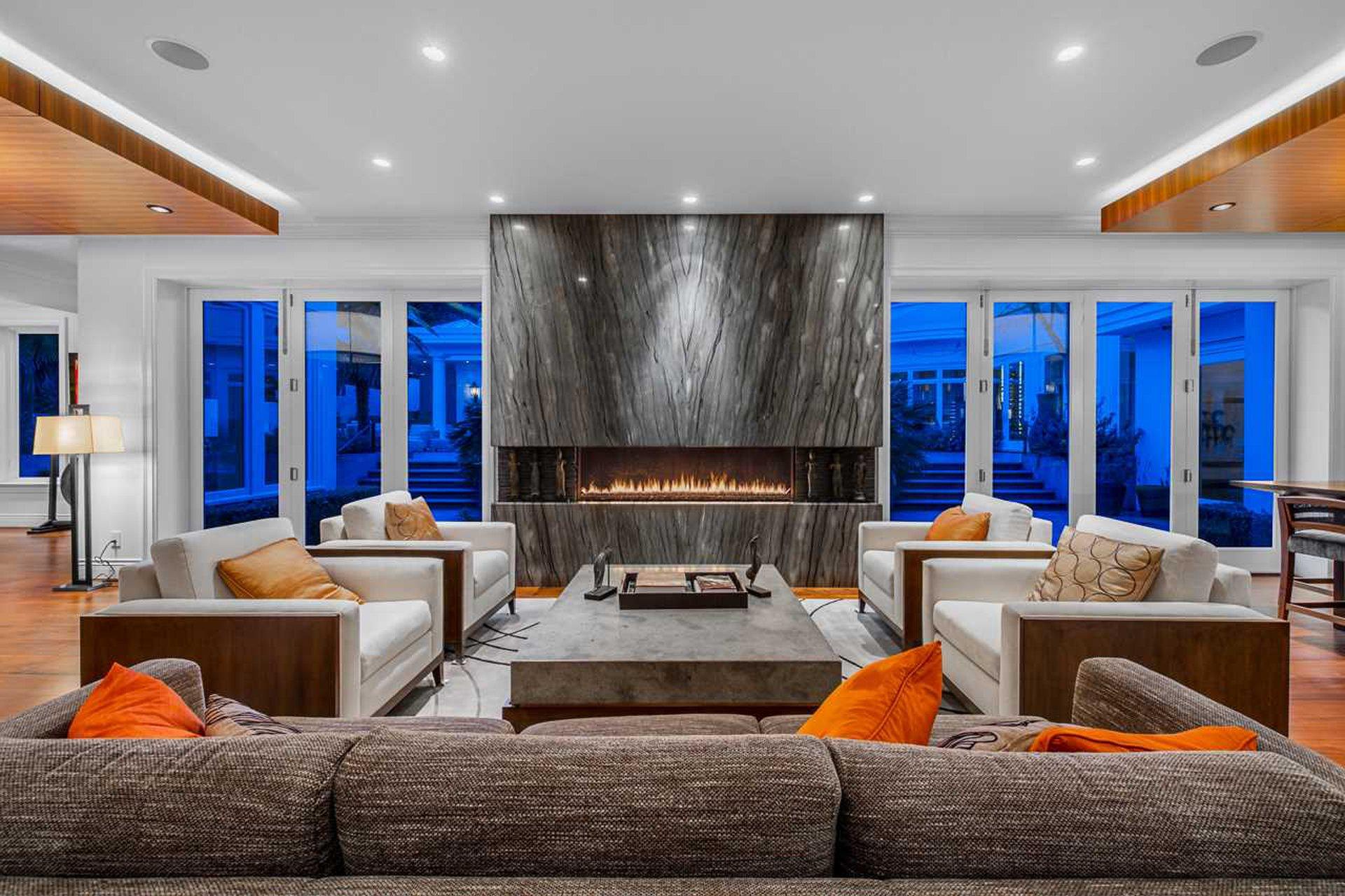 west van living room