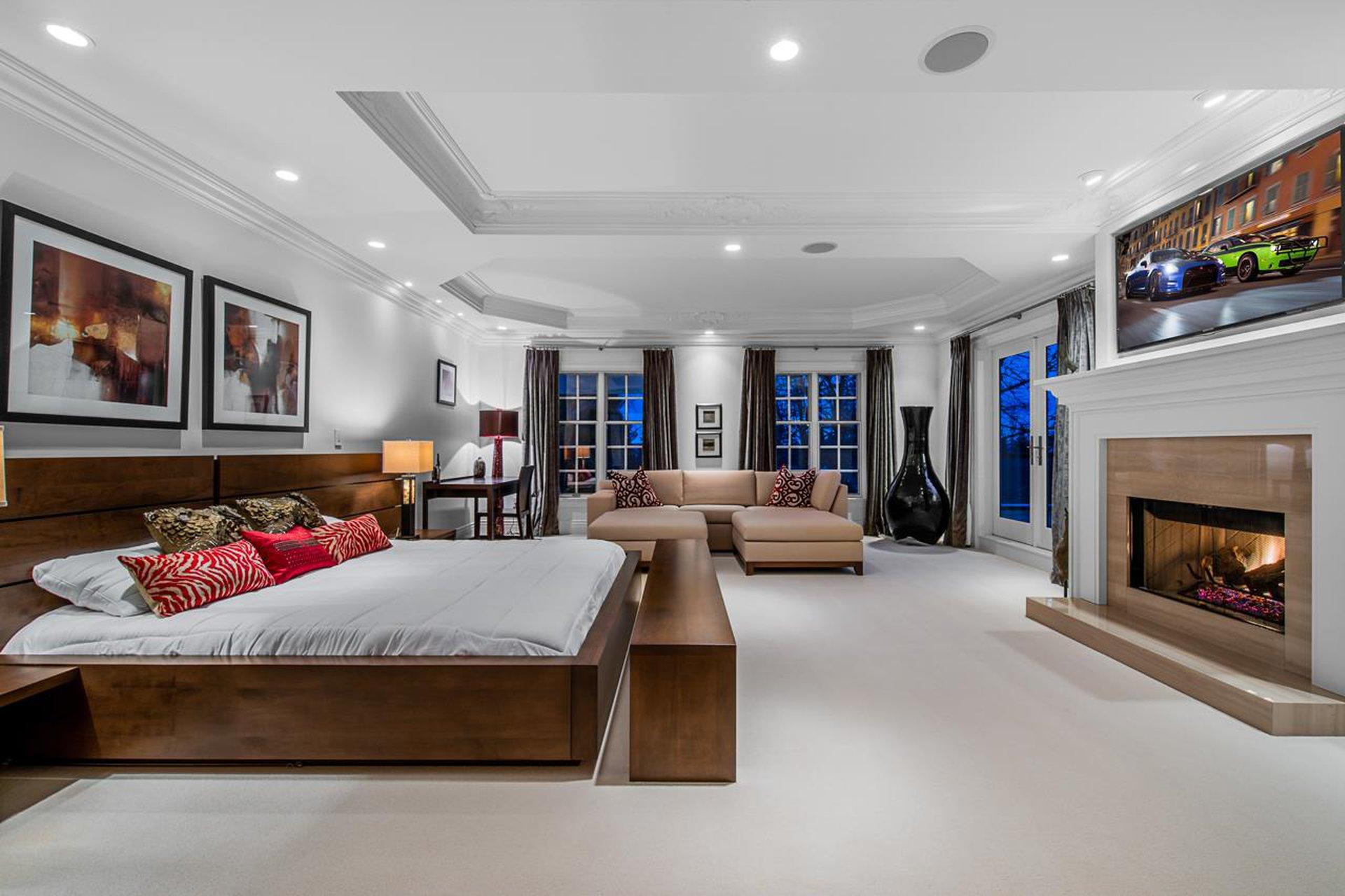 west vancouver bedroom