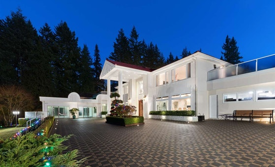 vancouver real estate mansion