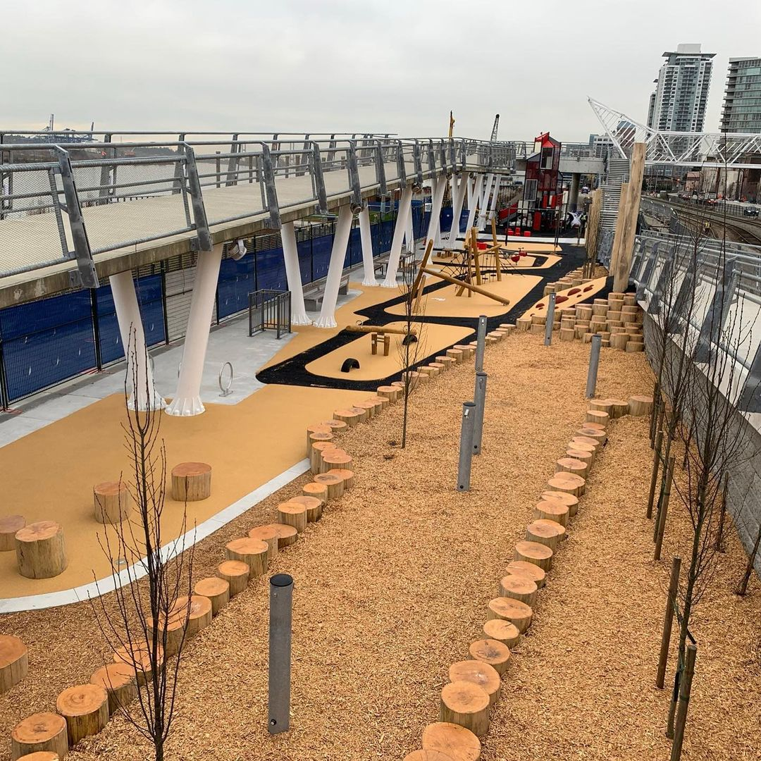 New West Pier Park Playground