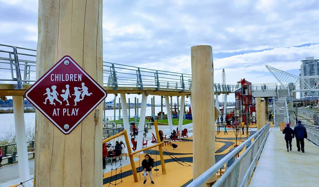 New Westminster playgrounds