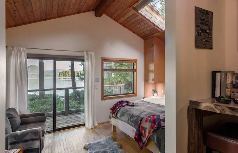 Airbnbs in BC