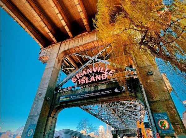 granville island event pop-up