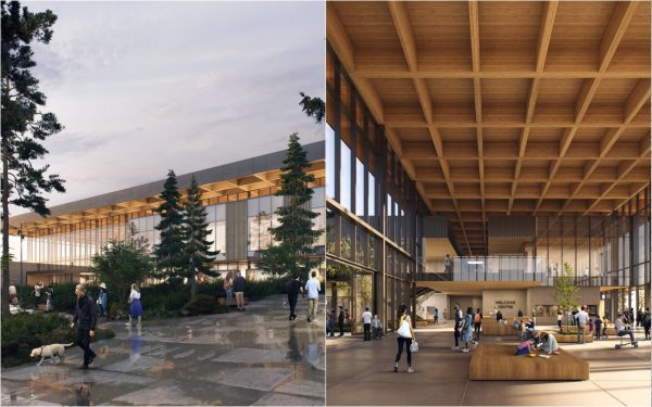 new North Van recreation centre