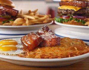 ihop bacon menu