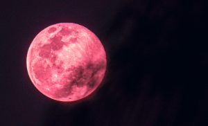 April's Pink Supermoon Over Vancouver Will Be The Brightest Of The Year