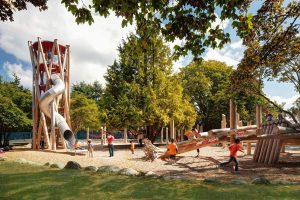 richmond playgrounds