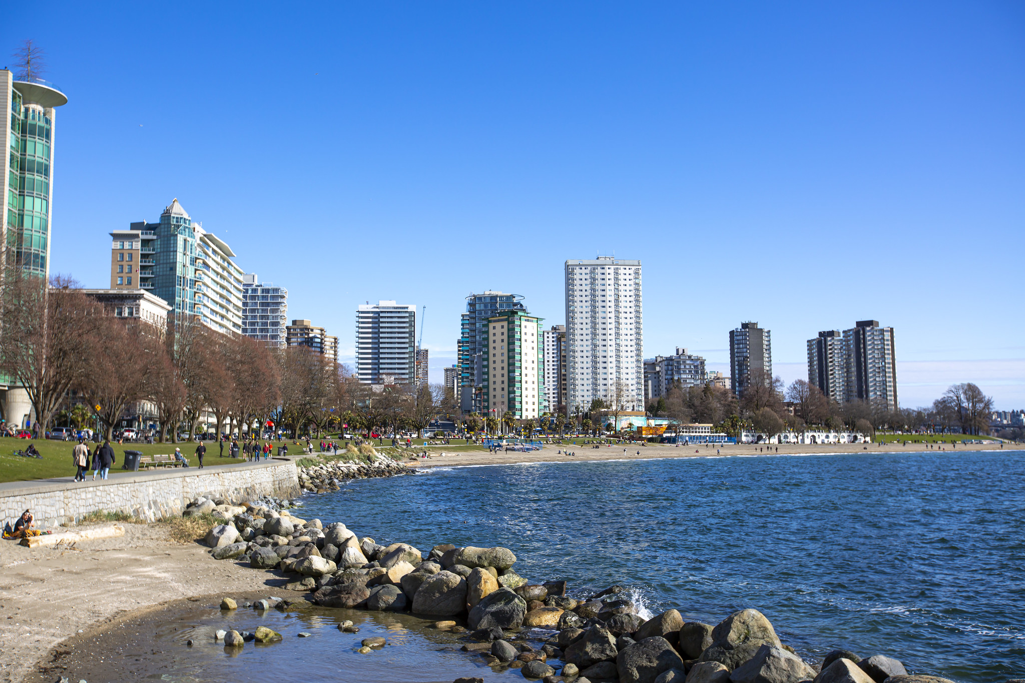 Vancouver Weather Forecast Calls For Sunshine and Toasty Temperatures This Week