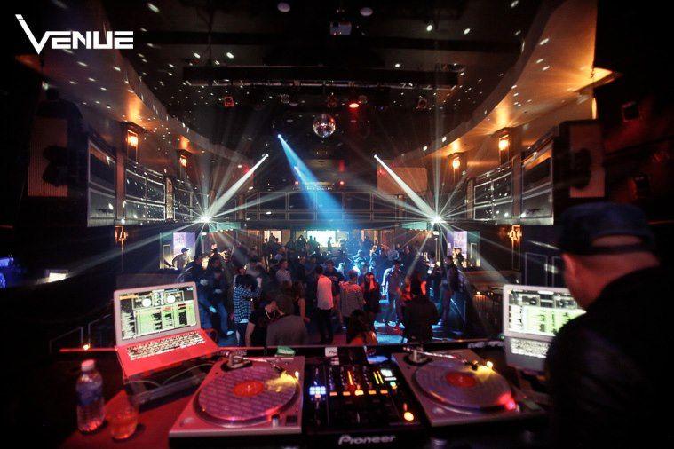 venue nightclub party