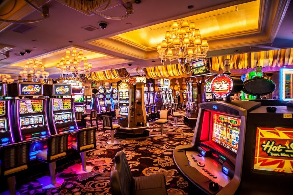 Casino reopening