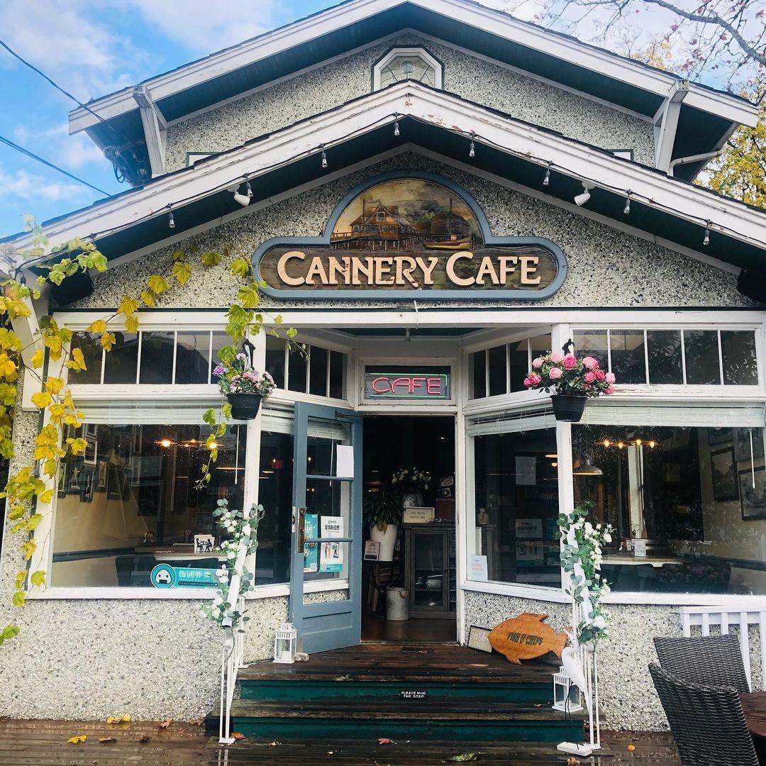 cannery cafe steveston