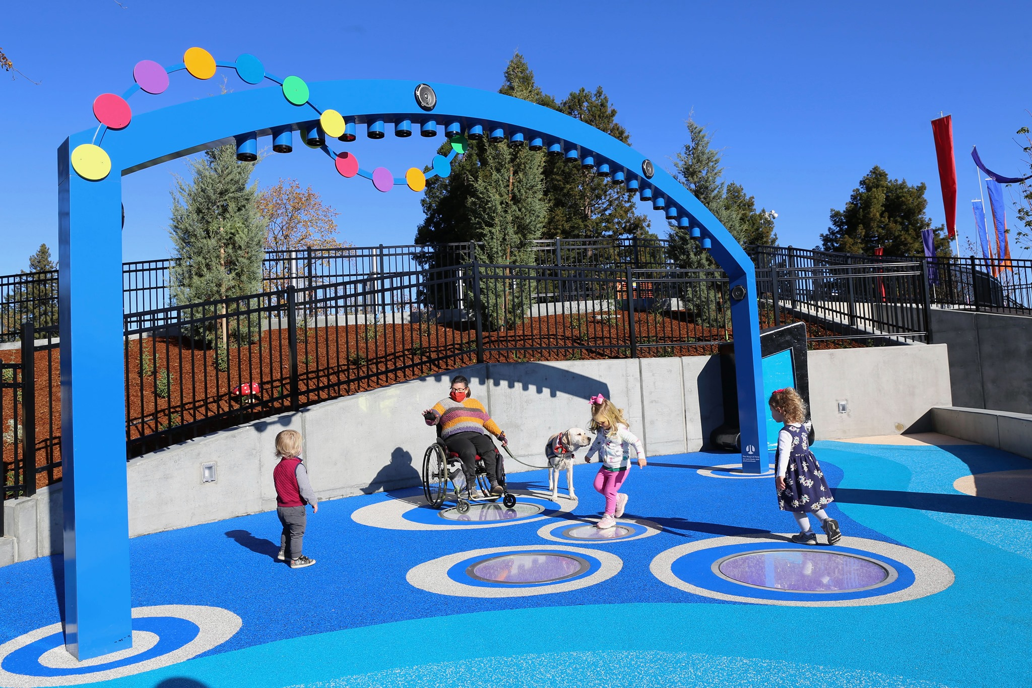 magical bridge playground richmond