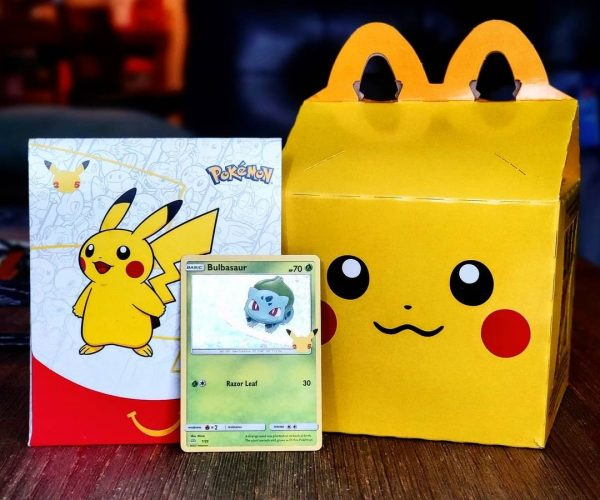 pokemon happy meal