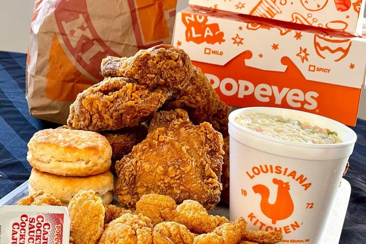 Popeyes Reveals Opening Date For New Kingsway Location